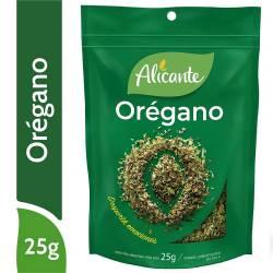 Orégano Alicante x 25 g.