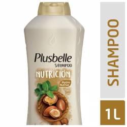 Shampoo Nutrición Creme Plusbelle x 1 lt.