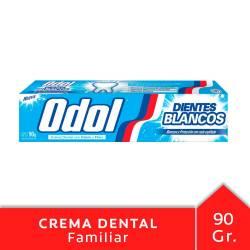 Crema Dental Odol Más blancura x 90 g.