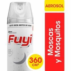 Insecticida Aerosol Mata Moscas y Mosquitos Fuyí x 360 cc.