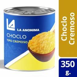 Choclo Desgranado Cremoso La Anónima Amarillo x 350 g.