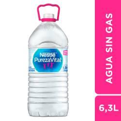 Agua de Mesa Nestlé x 6,3 lt.