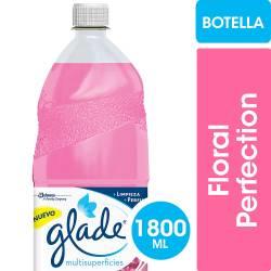 Limpiador Líquido Glade Floral Perfection x 1,8 lt.