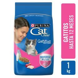 Alimento para Gatitos Cat Chow x 1 kg.
