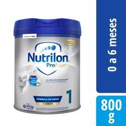 Fórmula Láctea Polvo Profutura Nutrilon Etapa 1 x 800 g.