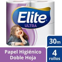 Papel Higiénico D.H. Ultra Elite 30 m x 4 un.