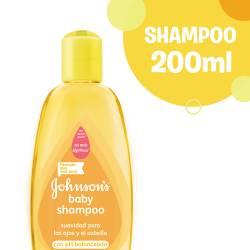 Shampoo Johnsons Baby Gold x 200 cc.