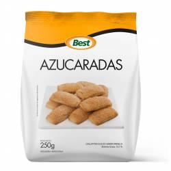 Galletas Lenguitas Azucaradas Vainilla Best x 250 g.