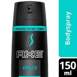 Desodorante Aerosol Axe Apollo x 150 cc.