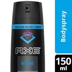 Desodorante Aerosol Axe Marine x 150 cc.