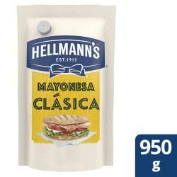 Mayonesa Hellmanns Clásica Doy Pack x 950 g.