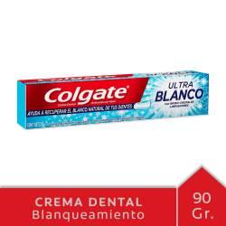 Crema Dental Colgate Ultra Blanco x 90 g.