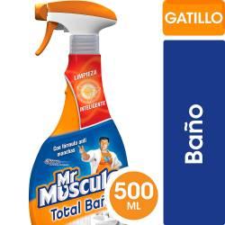 Limpiador Líquido Baño Mr. Musculo Gatillo x 500 cc.