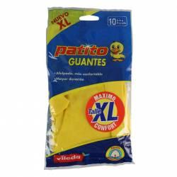 Guante de Látex Patito XL x 1 un.