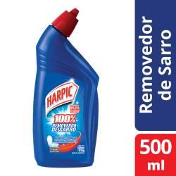 Gel Limpia Inodoros - Remueve el sarro Harpic x 500 cc.