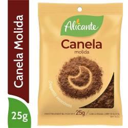 Canela Molida Alicante x 25 g.