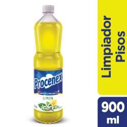 Limpiador Líquido Procenex Limón x 900 cc.