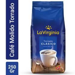 Café Molido Clásico La Virginia x 250 g.