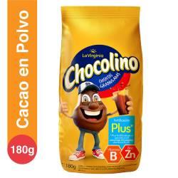 Alimento en Polvo a Base de Cacao Chocolino Fortificación Plus x 180 g.