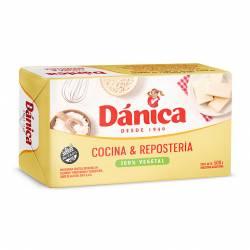 Margarina Clásica Dánica Pan x 500 g.