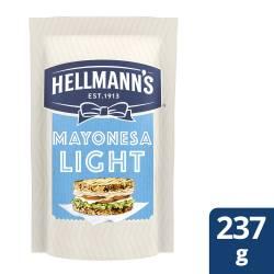 Mayonesa Hellmanns Light Doy Pack x 250 cc.