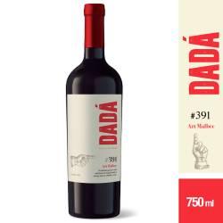 Vino Tinto Dada Malbec x 750 cc.