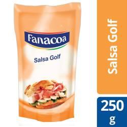 Salsa Golf Fanacoa Doy Pack x 250 g.