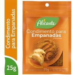 Condimento para Empanadas y Rellenos Alicante x 25 g.