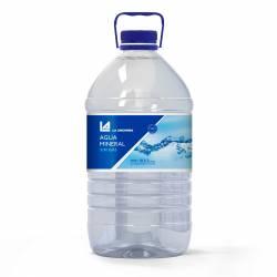 Agua Mineral sin gas La Anónima x 6,5 lt.