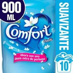 Suavizante Comfort Azul Clásico Doy Pack x 900 cc.