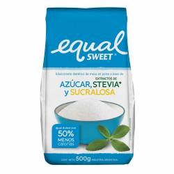 Azúcar en Polvo Light Equalsweet x 500 g.