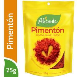 Pimentón Alicante Naturalidad Intacta x 25 g.