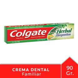Crema Dental Colgate Herbal Blanco Brillante x 90 g.