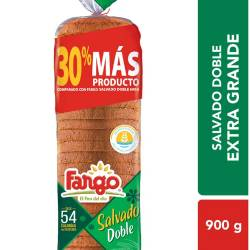 Pan Salvado Doble Fargo x 900 g.