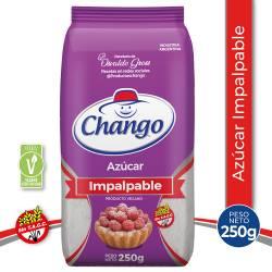 Azúcar Impalpable Chango x 250 g.