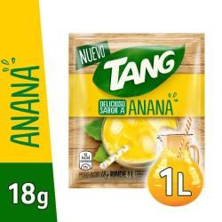 Polvo para preparar jugo Tang Ananá x 18 g.
