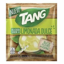 Polvo para preparar jugo Tang Limonada Dulce x 18 g.