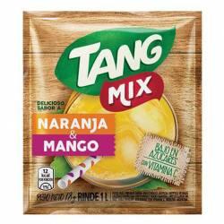 Polvo para preparar jugo Tang Naranja-Mango x 18 g.