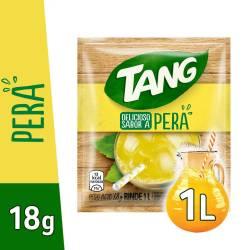 Polvo para preparar jugo Tang Pera x 18 g.