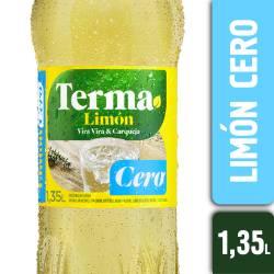 Amargo Terma Cero Limón Pet x 1,35 lt.