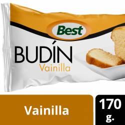 Budín de Vainilla Best x 170 g.