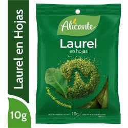Laurel en Hojas Alicante x 10 g.