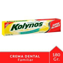 Crema Dental Kolynos Súper Bco Frescura Intensa x 180 g.