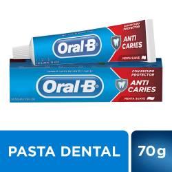 Crema Dental 1-2-3 Oral-B Anticaries x 70 g.