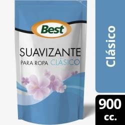 Suavizante Best Clásico Doy Pack x 900 cc.
