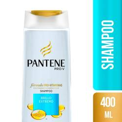 Shampoo Pantene MAX PRO-V Brillo Extremo x 400 cc.