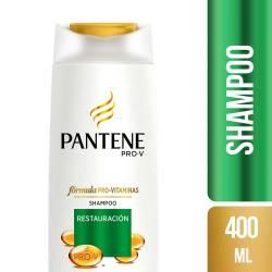 Shampoo Pantene MAX PRO-V Restauración x 400 cc.