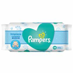 Toallitas Húmedas Pampers Fresh Clean x 48 un.