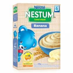 Alimento en Polvo Nestum Cereal con Fruta x 200 g.