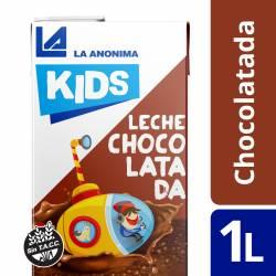 Leche L.V. Chocolatada La Anónima x 1 Lt.